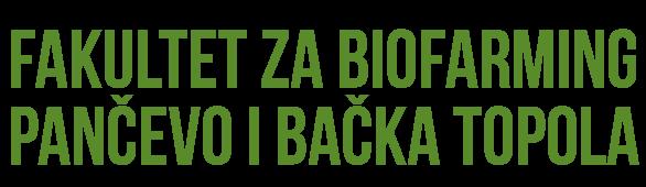 Fakultet za biofarming